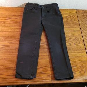 Shaun White black skinny jeans size 4